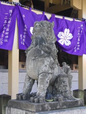 櫛田神社05