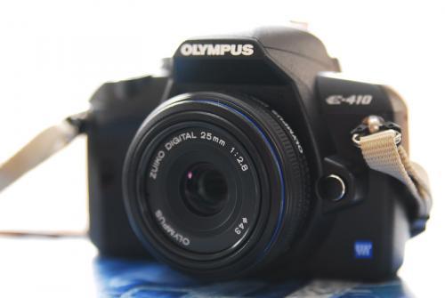 #002 OLYMPUS ZUIKO DIGITAL 25mm