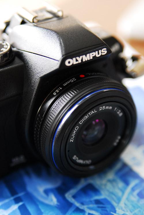 #003 OLYMPUS ZUIKO DIGITAL 25mm