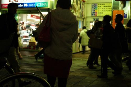 #002 EPSON R-D1sで東京スナップ