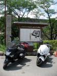 へそ-篠山城