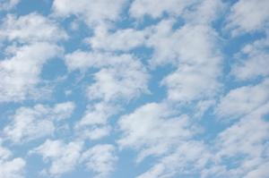 11月 朝の空 ブログ