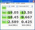 BUFFALO RSDC-G 2G CrystalDiskMark