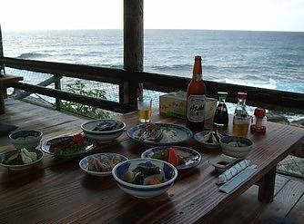 送陽邸 夕食2 (1)
