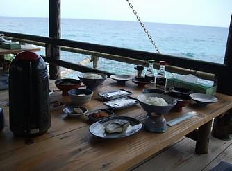 送陽邸 朝食2 (1)