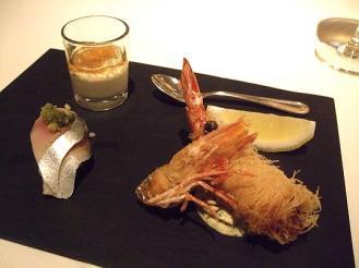 オーベルジュ蓮 夕食 (3)