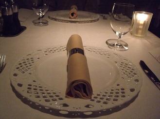 オーベルジュ蓮 夕食 (2)