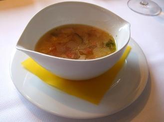 オーベルジュ蓮 朝食 (5)