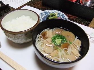 みちのく庵 夕食 (12)