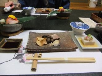 湖山荘 夕食 (2)
