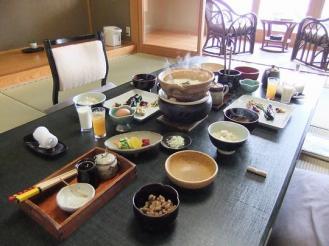 湖山荘 朝食 (1)