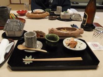 石亭2 夕食 (2)