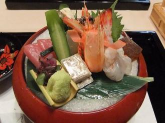 石亭2 夕食 (13)