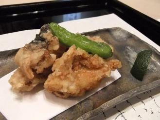 石亭2 夕食 (19)