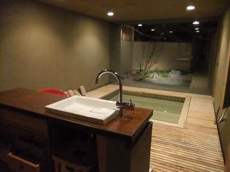 石亭2 貸切風呂 (2)