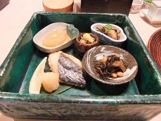 石亭2 朝食 (9)