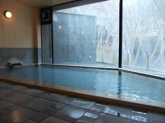 船山温泉 大浴場 (7)