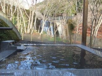 船山温泉 大浴場 (20)