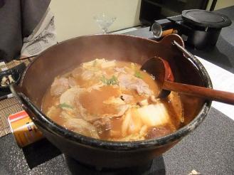 船山温泉 夕食 (6)