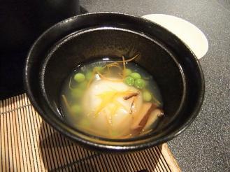 船山温泉 夕食 (4)
