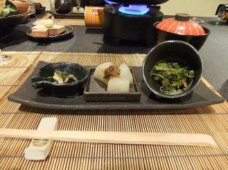 船山温泉 夕食 (3)