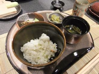 船山温泉 夕食 (12)