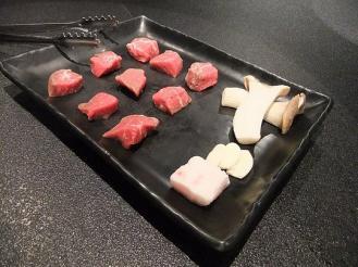 船山温泉 夕食 (9)