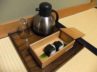 船山温泉 夕食 (15)