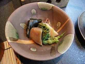 船山温泉 朝食 (5)