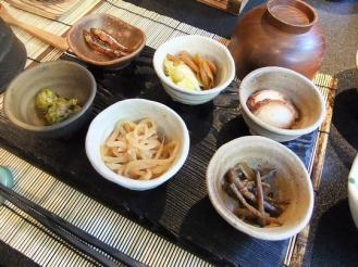 船山温泉 朝食 (3)