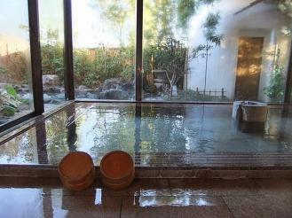 かわせみ 大浴場 (4)