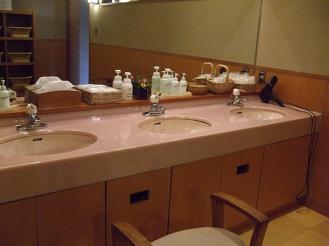 かわせみ 大浴場 (2)