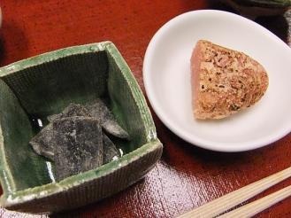 かわせみ 朝食 (8)