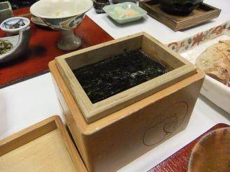 かわせみ 朝食 (11)