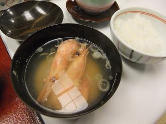 かわせみ 朝食 (12)