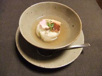 湯どの庵 夕食① (3)