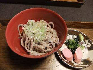 湯どの庵 夕食① (13)