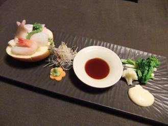 湯どの庵 夕食② (4)