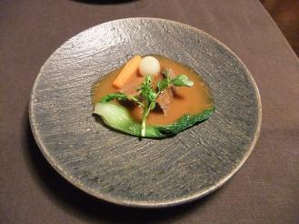 湯どの庵 夕食② (9)