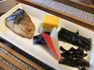 湯どの庵 朝食② (3)
