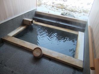 すみれ 貸切風呂 (2)
