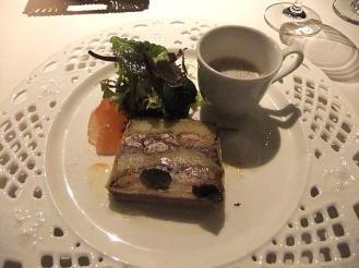 オーベルジュ漣2 夕食 (5)
