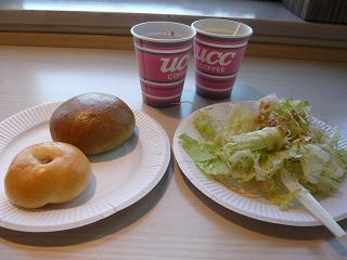 スーパーホテルJR奈良駅前の朝食