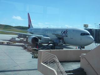 JAL941便