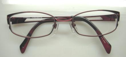 眼鏡の現物