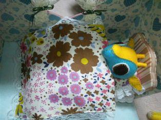 ベッド試作6