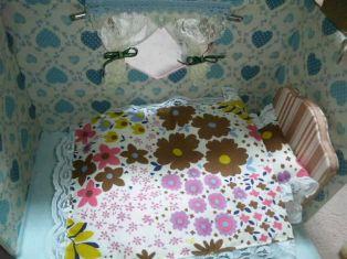 ベッド試作4