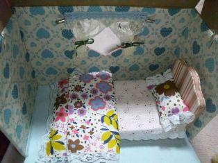 ベッド試作5