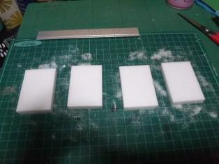 ソファーの作り方1-3