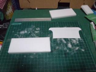 ソファーの作り方2-1